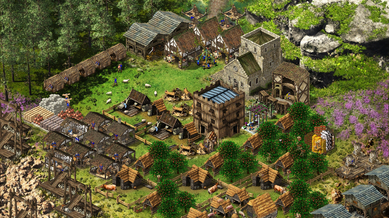 Stronghold Kingdoms – Free medieval online strategy game